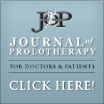 Subscribe to the Journal of Prolotherapy Today!